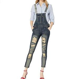 Cover Girl Overall Jeans For Women, size 18